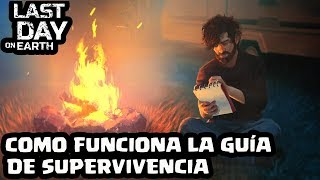 COMO FUNCIONA LA GUÍA DE SUPERVIVENCIA | LAST DAY ON EARTH: SURVIVAL | [El Chicha]