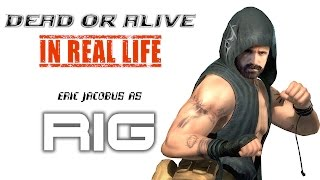 Dead or Alive TKD workout - RIG in Real Life [Eric Jacobus]