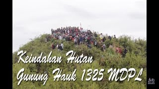 preview picture of video 'Keindahan Gunung Hauk 1325 MDPL'
