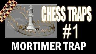 Chess Traps #1: Ruy Lopez Mortimer Trap