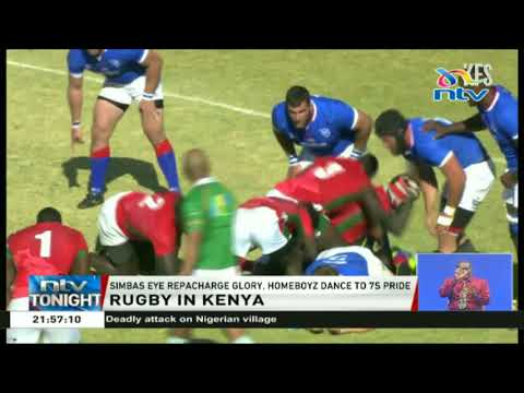 Rugby update: Simbas eye repechage glory, Homeboyz dance to 7s pride