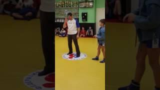Аскаров тимур. турнир по самбо г Москва