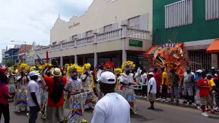 GENESIS WARHAWKS - 2015 Labour Day Parade (1)