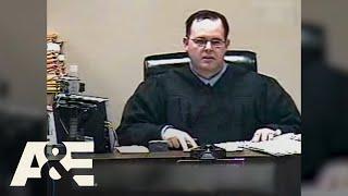 Court Cam: Judge Makes Everyone Go To Jail For 30 Days   A&E