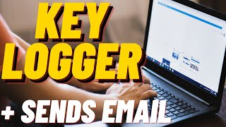 Keylogger - Python project sends Email with your keys