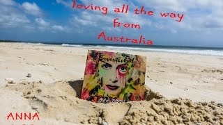 Anna Vissi loving all the way from Australia 2016