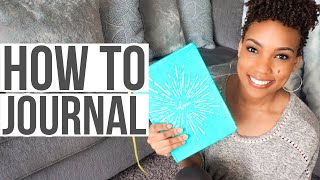 What to Write in A Journal | 5 Ways to Fill Your Notebooks