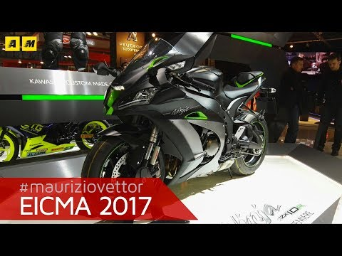 EICMA 2017 - Kawasaki Ninja ZX-10R SE 2018