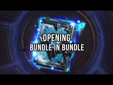 Opening Bundle in Bundle
