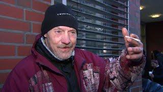Konkurrenz Unter Obdachlosen: Wem Gehört Die Straße?