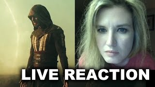 Assassin's Creed Movie Trailer Reaction by Beyond The Trailer
