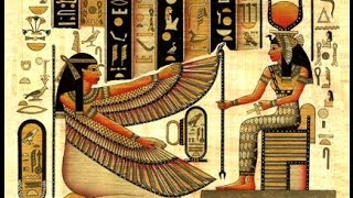 Maat And The Divine Order