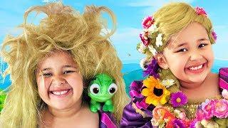 Disney Princess Rapunzel | Makeup Halloween Costumes And Toys