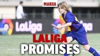 XXIII Torneo Internacional LaLiga Promises Santander (27/12/18 mañana)