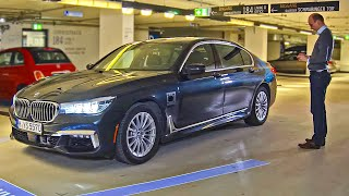 BMW 7 Series (2018) Automated Parking