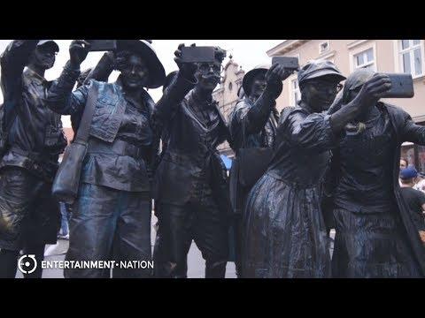 Elite Living Statues Promo