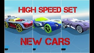 HOT WHEELS RACE OFF High Speed Two Timer / Nerve Hammer / Velocita Gameplay Android / iOS