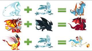 Combinaciones Dragon City
