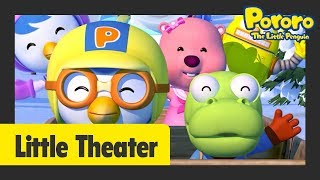 Pororo English Episodes l Let's go on a trip   Pororo's Little Theater l Learning Good Habits