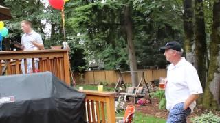 Dad's 60th Birthday - Jason's Speech