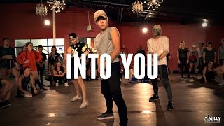 Ariana Grande - Into You - Choreography by Alexander Chung - Filmed by @TimMilgram