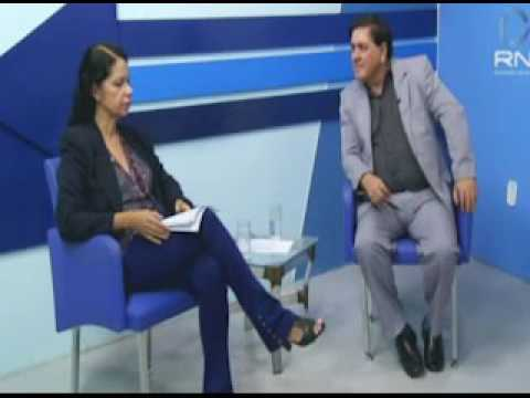 Márcia Luna é a entrevistada de Sérgio Pires na SICTV  - Gente de Opinião