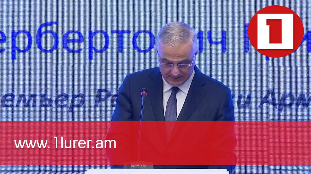 Товарооборот между Арменией и Россией за первое полугодие этого года вырос на 16%: Мгер Григорян