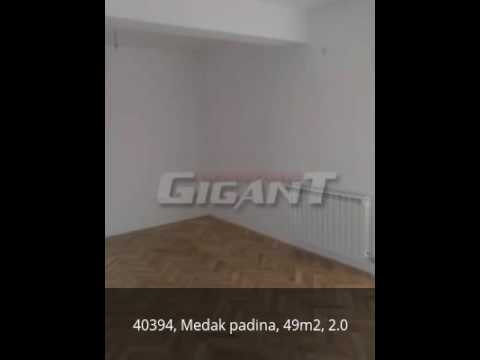 Vozdovac Medak Padina 49m2 46000e
