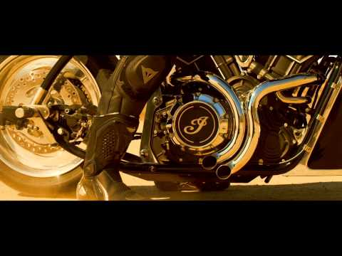 Custom Land Speed Scout – Indian Motorcycles