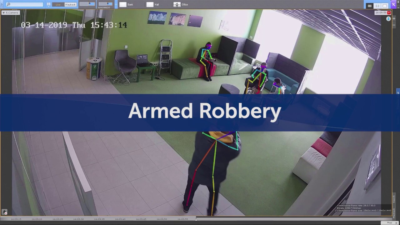 Armed Robbery Detection