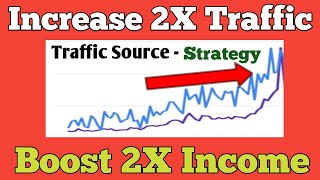 How To Get FREE Traffic Source For Affiliate Marketing