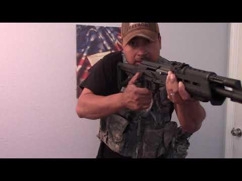 NY Legal Arms AK Variant stock (NY safe act compliant