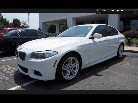 2011 BMW 535i M-Sport In-Depth Review