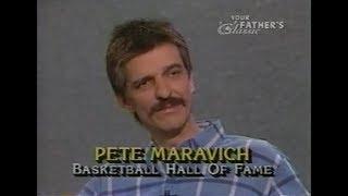 Pistol Pete Maravich - Up Close with Roy Firestone