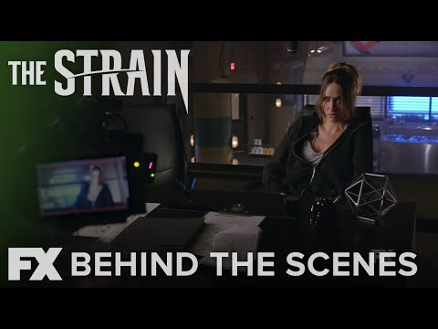 The Strain | Inside Season 4: Dutch and Setrakian | FX