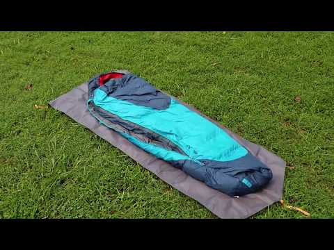 HILLBILLY'S HUMBLE OPINION: Kelty Cosmic Down 20 sleeping bag review