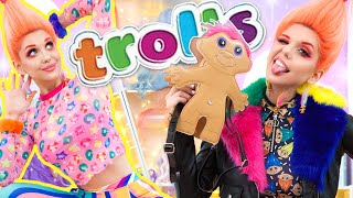 OMG MY CHILDHOOD! MORE NOSTALGIC CLOTHING!!! Trolls x Dolls Kill Collection Review