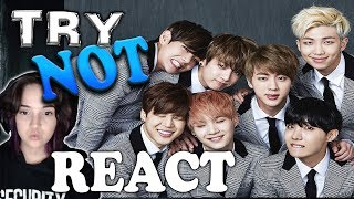 Try Not to React - KPOP #1