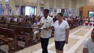 Canto de Ofertório - Missa da Sagrada Família (29.12.2018)