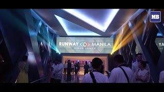 Runway Manila, NAIA T3 to Newport City bridge launch