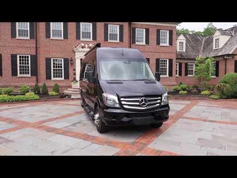 Mercedes Conversion Van Sprinter   Ultimate Toys