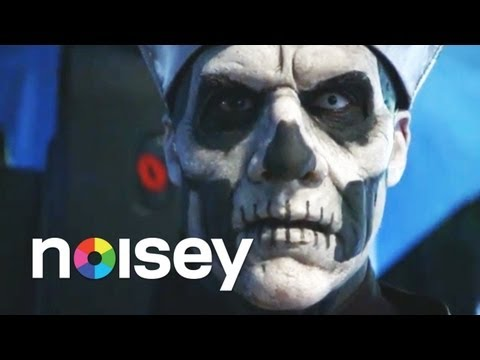 Ghost Frontmans Face Revealed Music News At Ultimate Guitarcom