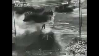 Атаки американских вертолетов в Ираке - Видео онлайн