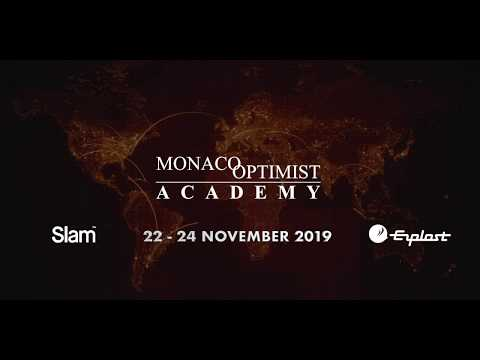 Monaco Optimist Academy - Teaser 2019