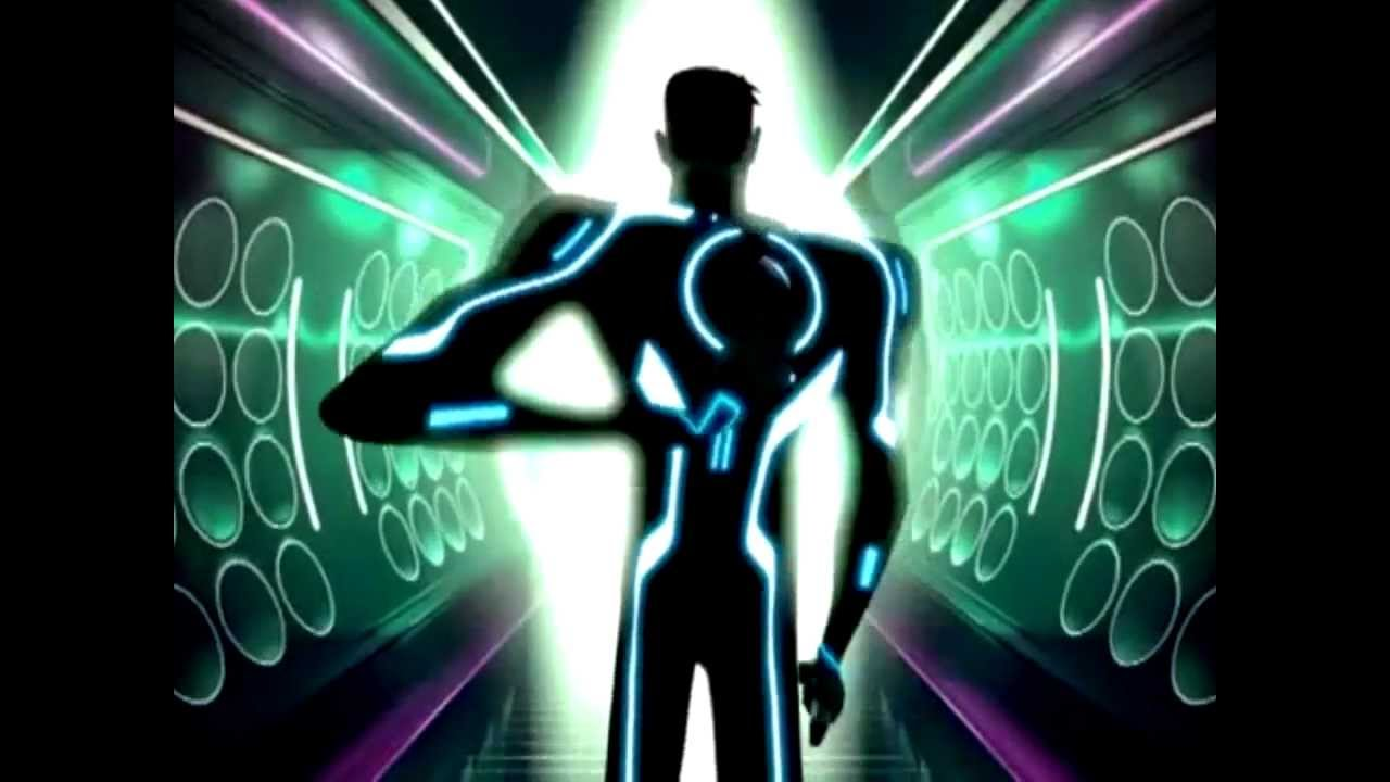 So There's A Tron Cartoon, And It Looks OK!