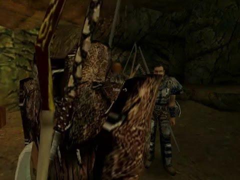 Gothic anb Jirkův Gameplay(21) druhá část - Nekromatova věž pod vodou?!