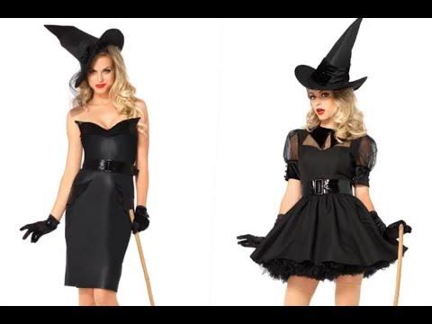 Disfraces de brujas para mujeres