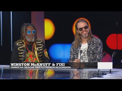 Music show: 'Big Brothers' Winston McAnuff & Fixi
