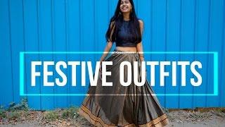 The Festive Edit: Navratri Outfits!
