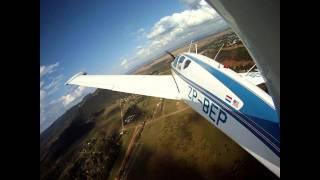 preview picture of video 'Bonanza BEP Toneles Aero Festival Paraguari'
